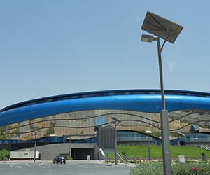 Dubai Olympic Sports Complex